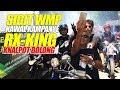 Download [Pamer Bojo] SIGIT WMP Kawal Kampanye RX-KING Knalpot Blombongan Kemenangan #barengjokowi MP3,3GP,MP4