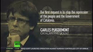 Catalonia Countdown: Madrid gives Puigdemont until Thursday to clarify region