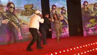 Dabangg 3 Music Launch | Salman Khan | Payal Dev | Sajid - Wajid | Live Performance | Yu Karke |