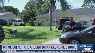 WFLA Now: FBI, police swarm Brian Laundrie's family home to execute search warrant related to Gabby