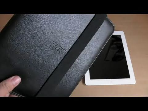 Review: Port Designs Bergame Case for iPad 2