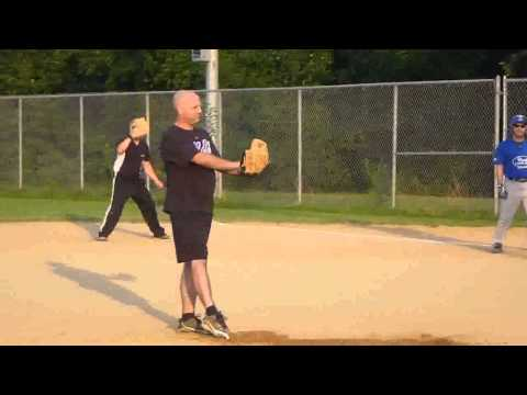 10 Man Modified Softball Pitching Styles -  Shoulder Abduction