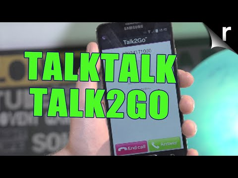 How to use Talk2Go: TalkTalk's WiFi calling service