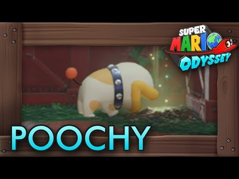 Download Super Mario Odyssey - How to Find Poochy