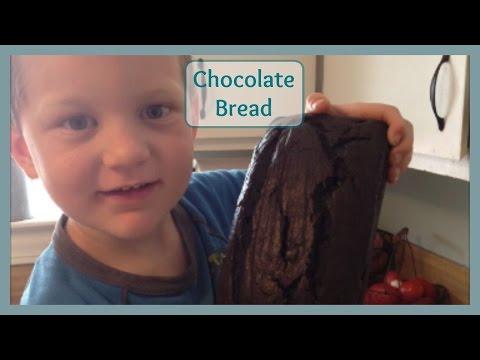 Chocolate Bread Recipe from TX Boys