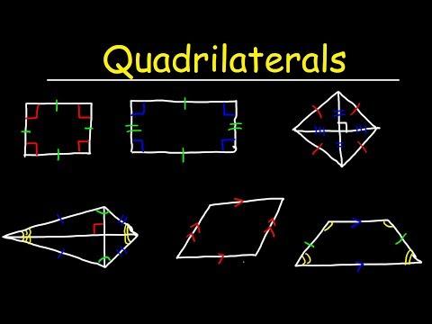Quadrilaterals - Geometry