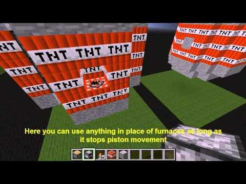 TRB 3x3 Core Minecraft