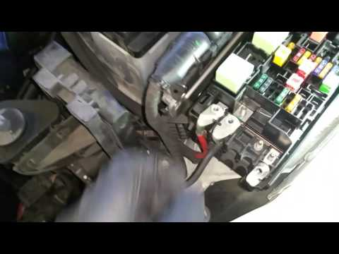 Check b4 changing VW alternator