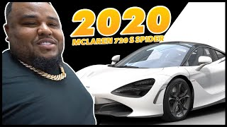 OMI IN A HELLCAT BUYS A 2020 MCLAREN 720 S SPIDER