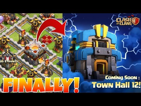 total information TH 12 RELEASE photo official clash of clans  (hindi)sam1735