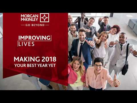 Syntegrate & Morgan McKinley | Best Year Yet | #ImprovingLives