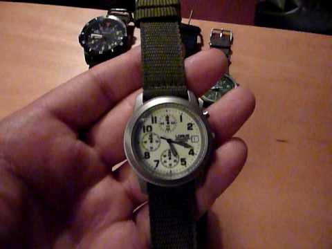 Lorus Military Watch