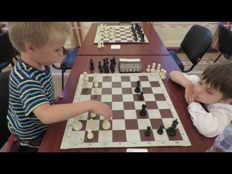 2016-06-03 Children Chess BLITZ-RAPID