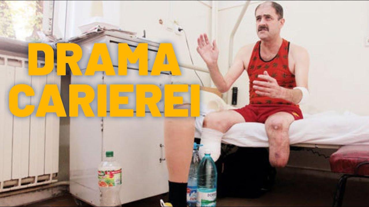 """Persoana care l-a ajutat pe Turcu să-și revină după pierderea picioarelor: """"Nu mai voiam să mănânc!"""""""