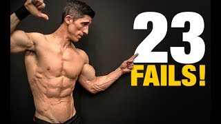 23 Greatest Exercise Fails (HORRIBLE!)