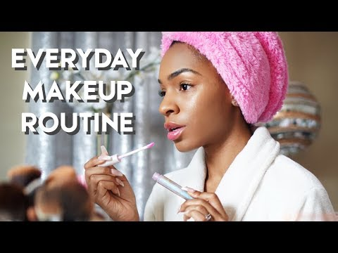Fresh Faced Everyday Spring Makeup! 10 Products in 10 Minutes ▸ VICKYLOGAN