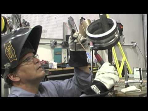 Tig Welding 6g Pipe Test part 2