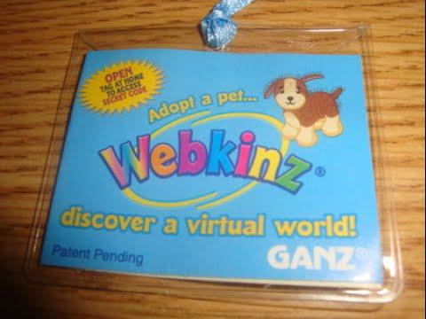 Free Webkinz code