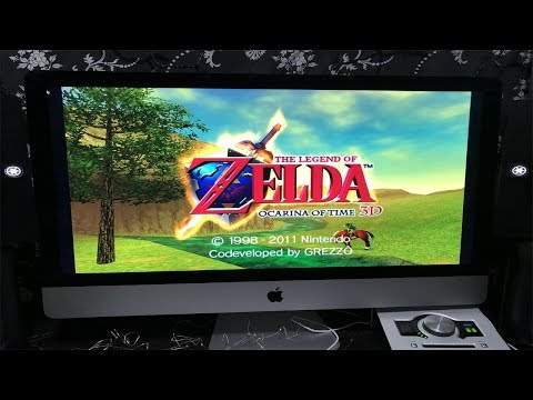 How To Play Any Nintendo 3DS Games on a Mac  FREE!