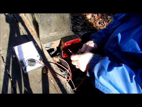Troubleshooting Trailer Lights >> Installation Of The Optronics Submersible Trailer Light Kit