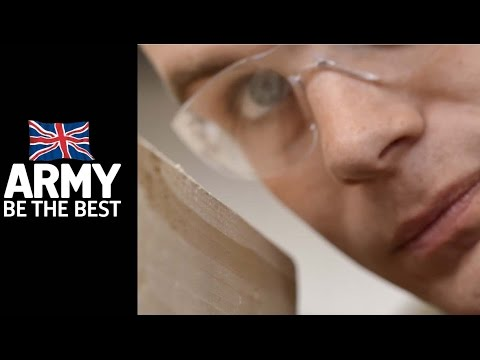 Carpentry apprenticeship - Careers in the Army - Army Jobs