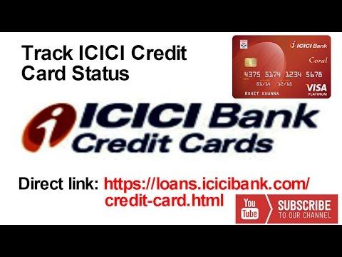 Track ICICI Credit Card Status (in Hindi)