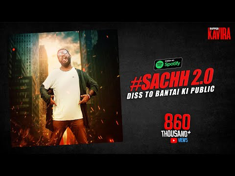 Xxx Mp4 SACHH 2 0 Diss To Emiway Bantai Fans Gaali Rap Kavira 3gp Sex