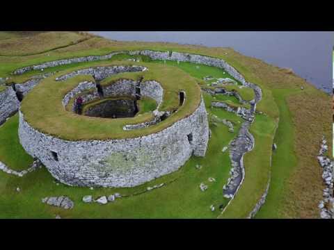 Exploring Shetland by Drone - DJI Mavic Pro