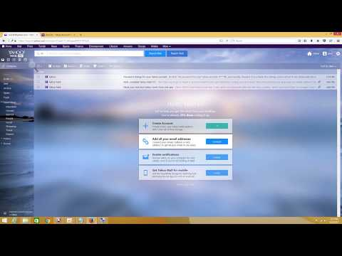 #004. a few Ways to Change A Password in Yahoo! Mail - yahoo mail change password