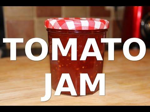How to make Tomato Jam - EZ recipe!