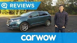 Ford Edge 2017 SUV review | Mat Watson Reviews
