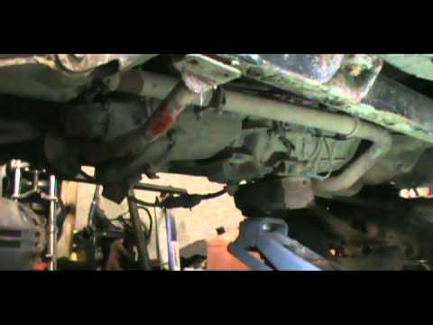 Jeep YJ transmission and clutch