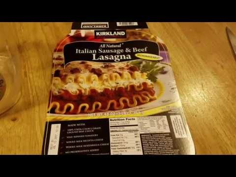EASY! How to make Lasagna in 25 minutes or less!