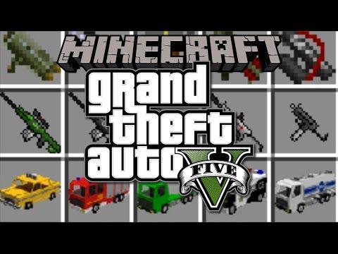 GTA 5 IN MINECRAFT!
