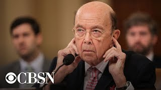 Download Wilbur Ross Testimony to House Oversight Committee on Census Citizenship Question, live stream Video