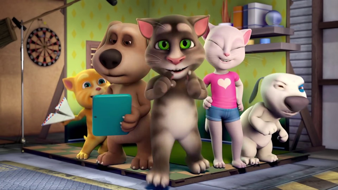 Talking Tom & Friends Episode Collection 17-20
