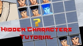 MUGEN Tutorial - How To Add More Character Slots【214Slots