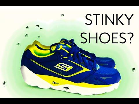 FYFO Shoe Hacks - Stinky Shoes