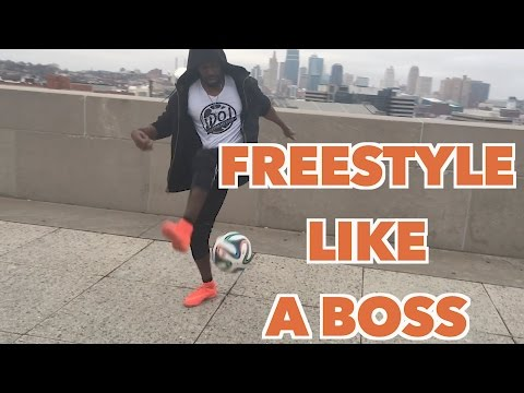 TOP 5 EASY FREESTYLE SOCCER TRICKS TO IMPRESS YOUR FRIENDS