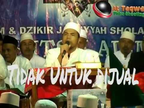 Zaujati - Gus Shon Al Mughits Live Masjid At Taqwa Kalangan 2015