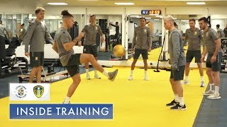 Inside Training: Back at Thorp Arch and ready for Luton