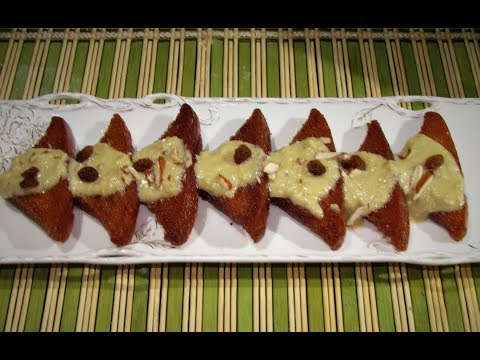 Double Ka Meetha | Indian Dessert Recipe | Shahi tukda
