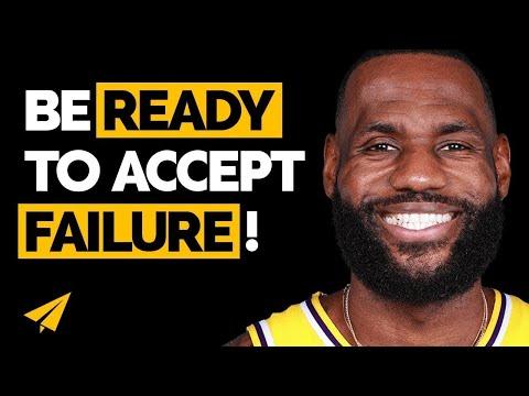 LeBron James's Top 10 Rules For Success (@KingJames)
