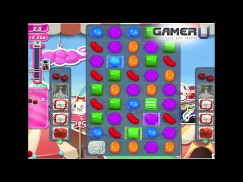 How to Pass Level 181 in Candy Crush Saga