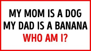 15 TRICKY RIDDLES THAT