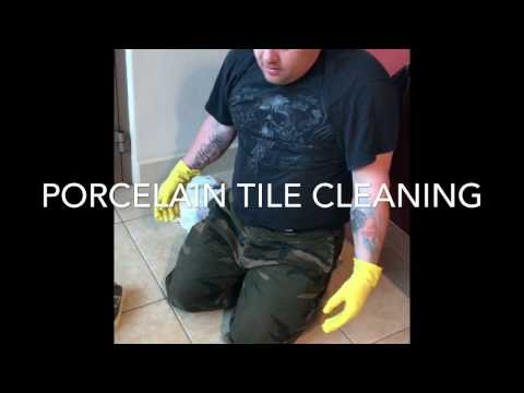 Maintaining Porcelain Floor Tiles | Best Cleaning Tips