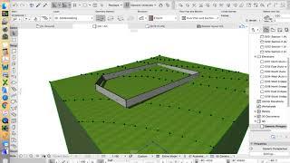 สร้างโรงงานแบบง่ายๆ โดยใช้ ArchiCAD 21 - The Most Popular High