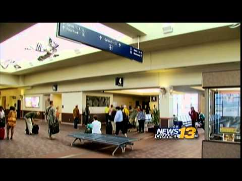 Increasing air fare costs at Colorado Springs Airport