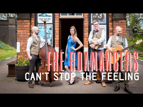 Can't Stop The Feeling // The Roamancers // Book at www.warble-entertainment.com
