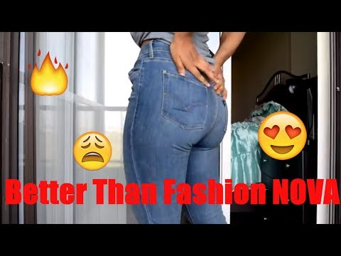 Hacks To The BEST Jeans For Your Butt | Forever 21, Levis, Urban